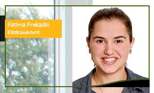 Fatima Prekadin Klinikassistentelev hos TandlægeHuset Horsens