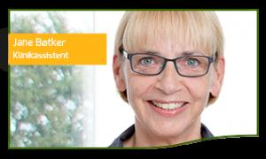 Jane Bøtker Klinikassistent hos TandlægeHuset Horsens