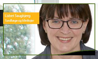Lisbet Saugbjerg Tandlæge og klinikejer