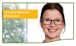 Charlotte Henriksen Klinikassistenelev Tandlægehuset Horsens