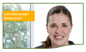 Lea Chlemensen klinikassisten Tandlægehuset Horsens