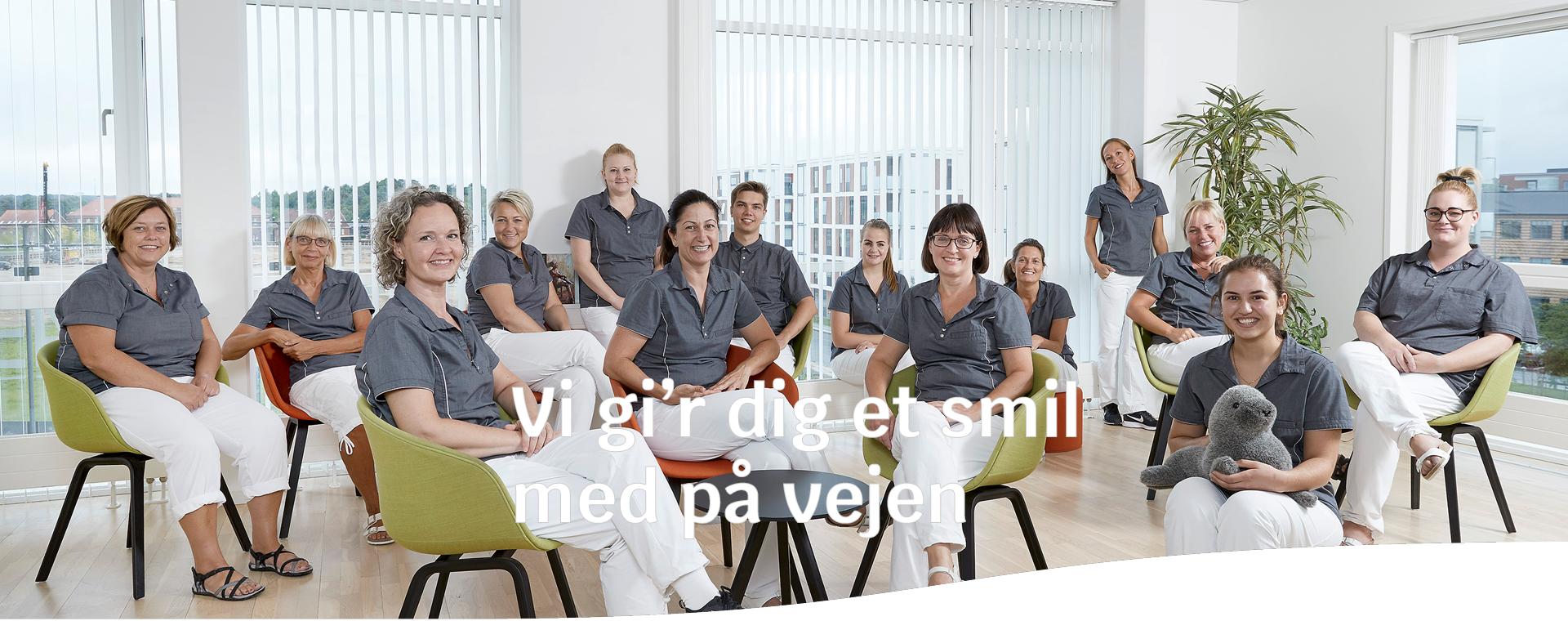 Tandlægehuset Horsens - Velkommen